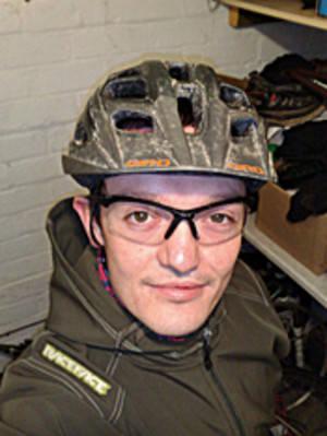 Майк Холл, инженер-проектировщик